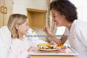 a-1 home care downey after surgery child care