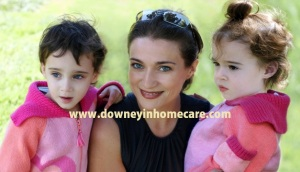 a-1 home care in home babysitter downey