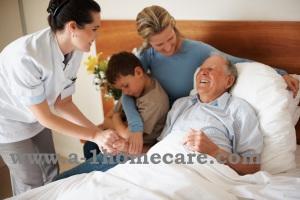 hospice care downey a-1 home care