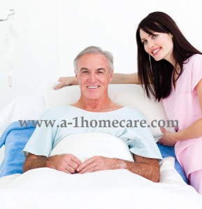 hospice care orange county a-1 home care