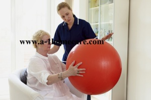 A-1 Home Care therapeutic exercise
